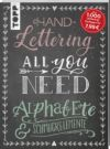 Handlettering. All you need